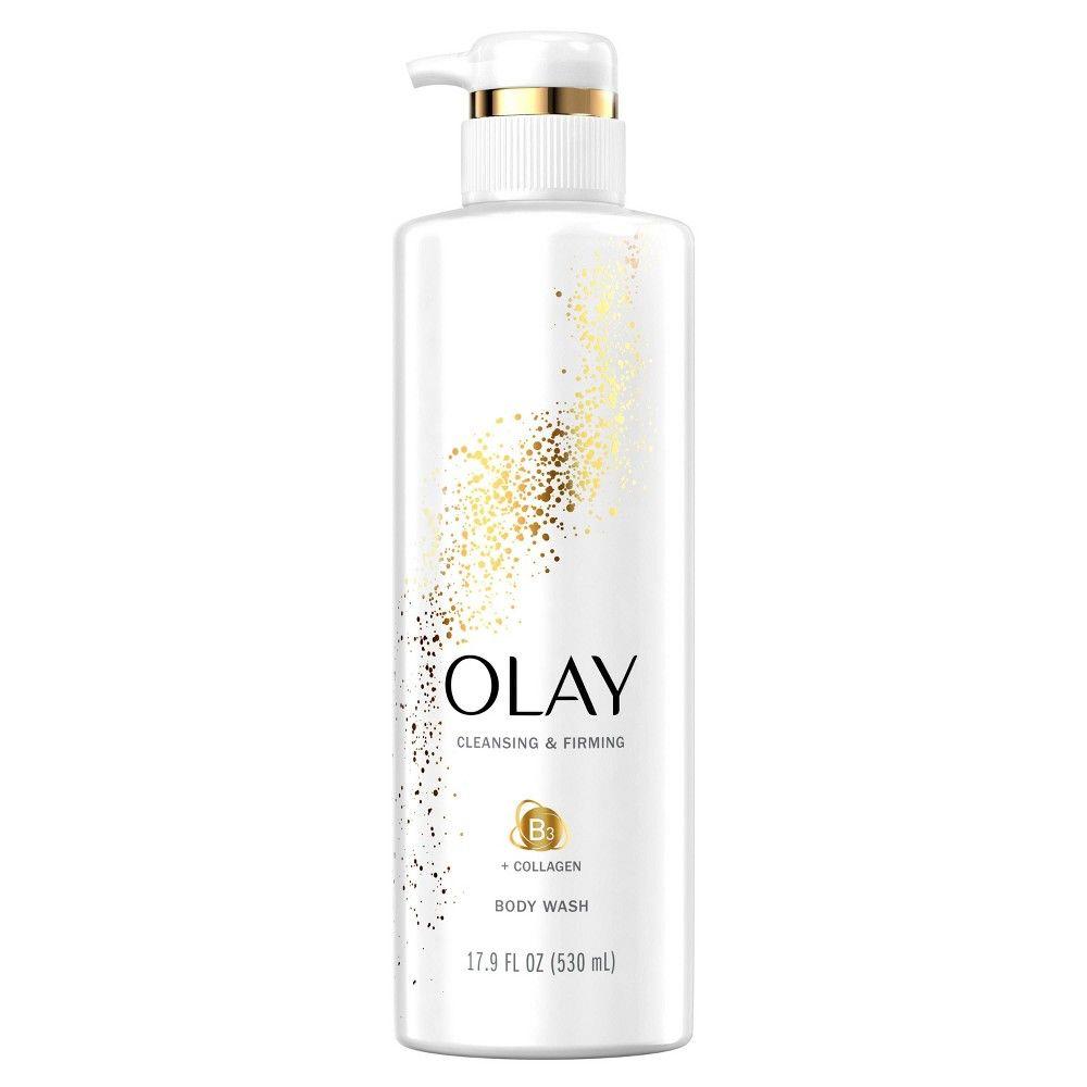 Olay Premium Body Wash With Vitamin B3 And Collagen 17 9 Fl Oz