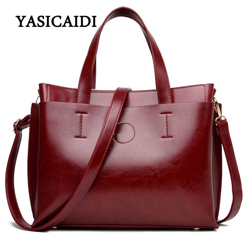 2017 Ladies Hand Bags Famous Brand Bags Logo Handbags Women ...