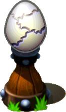 Bone Pedestal