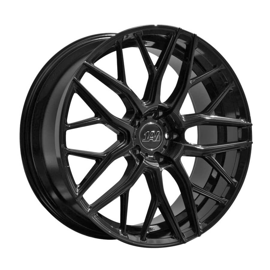 1av Zx11 Gloss Black Alloy Wheel Custom Wheels Cars Custom