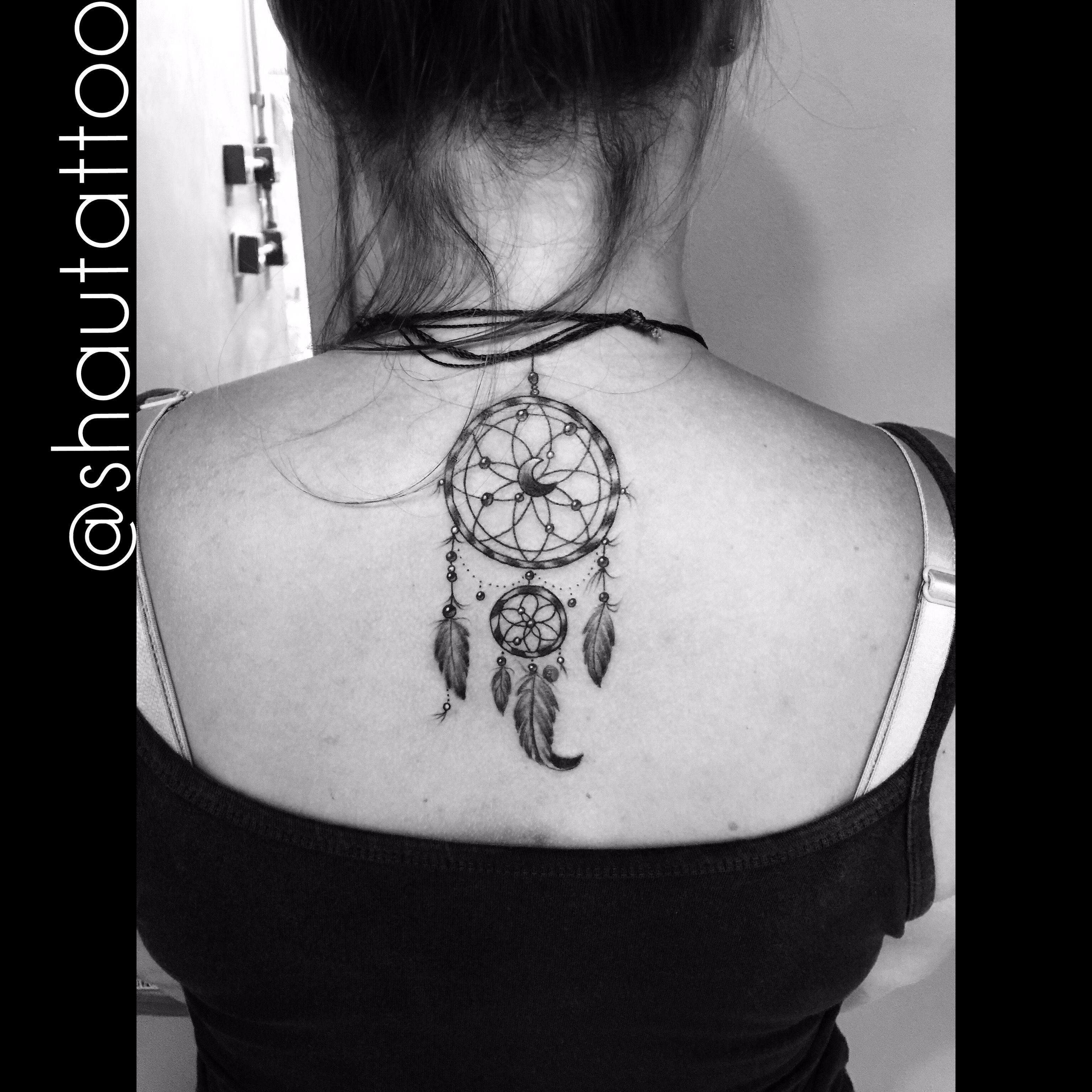 Trabalho feito hoje à tarde .  @shautattoo  @shautattoo  @shautattoo  #filtrodossonhos #filtrodossonhostattoo #tatuagemfeminina #tatuagemnascostas #tatuagemdelicada #dreamcatchertattoo #dreamcatcher #arte #art #tatuagemsalvador #inspiredtattoo #inspirationtatto #inspiracao #inspiration #inspired #tattoo2me