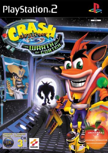 Crash Bandicoot The Wrath Of Cortex Ps2 Http Www Cheaptohome Co Uk Crash Bandicoot The Wrath Of Cortex Ps2 Juegos De Plataformas Juegos Ps2 Juegos Pc