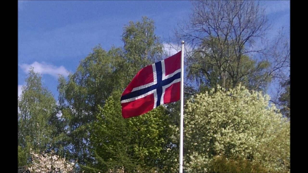 Norge i rødt, hvitt og blått med Jens Book-Jenssen