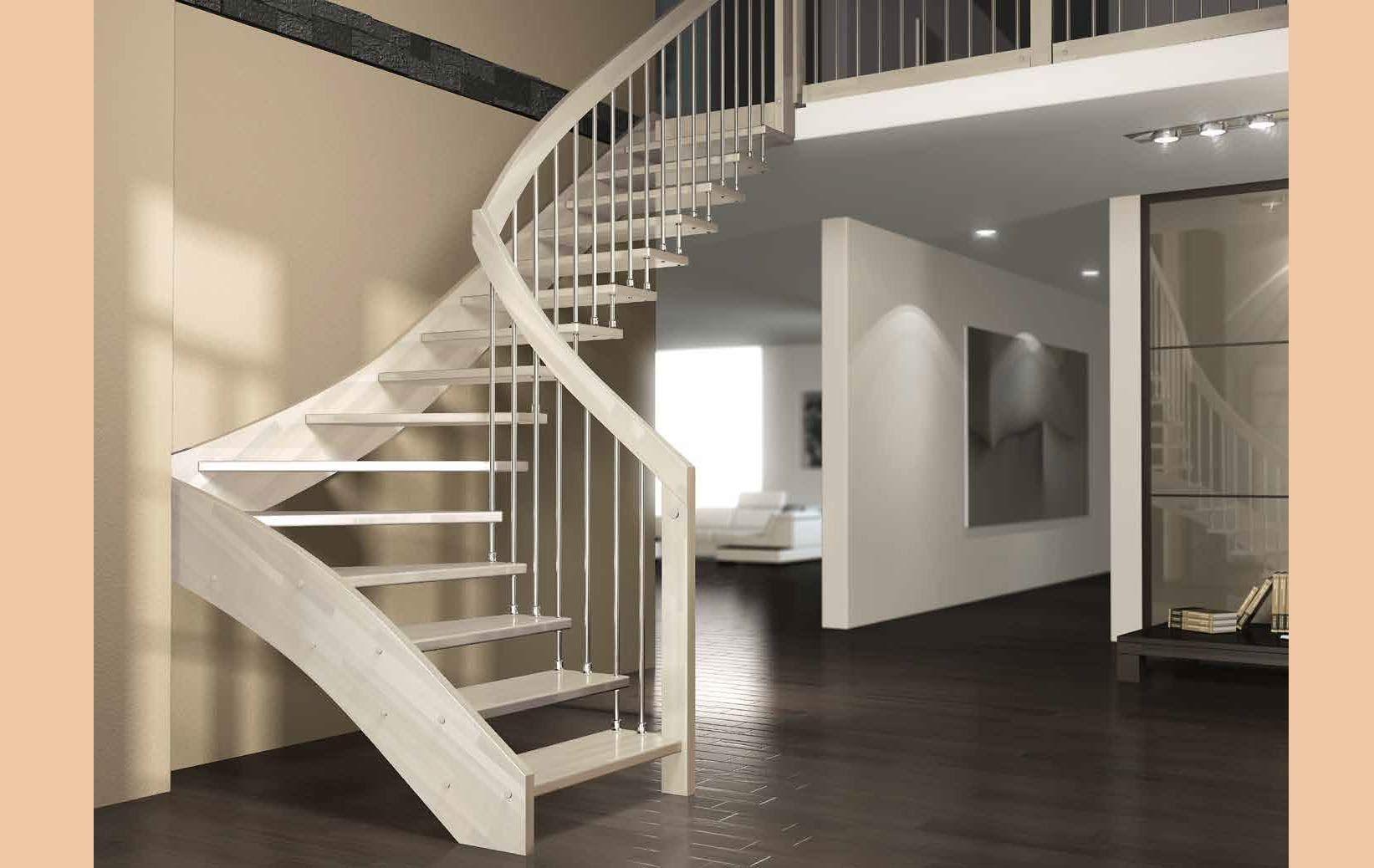 Fly scale a giorno scale per interni scale di legno for Scale interne