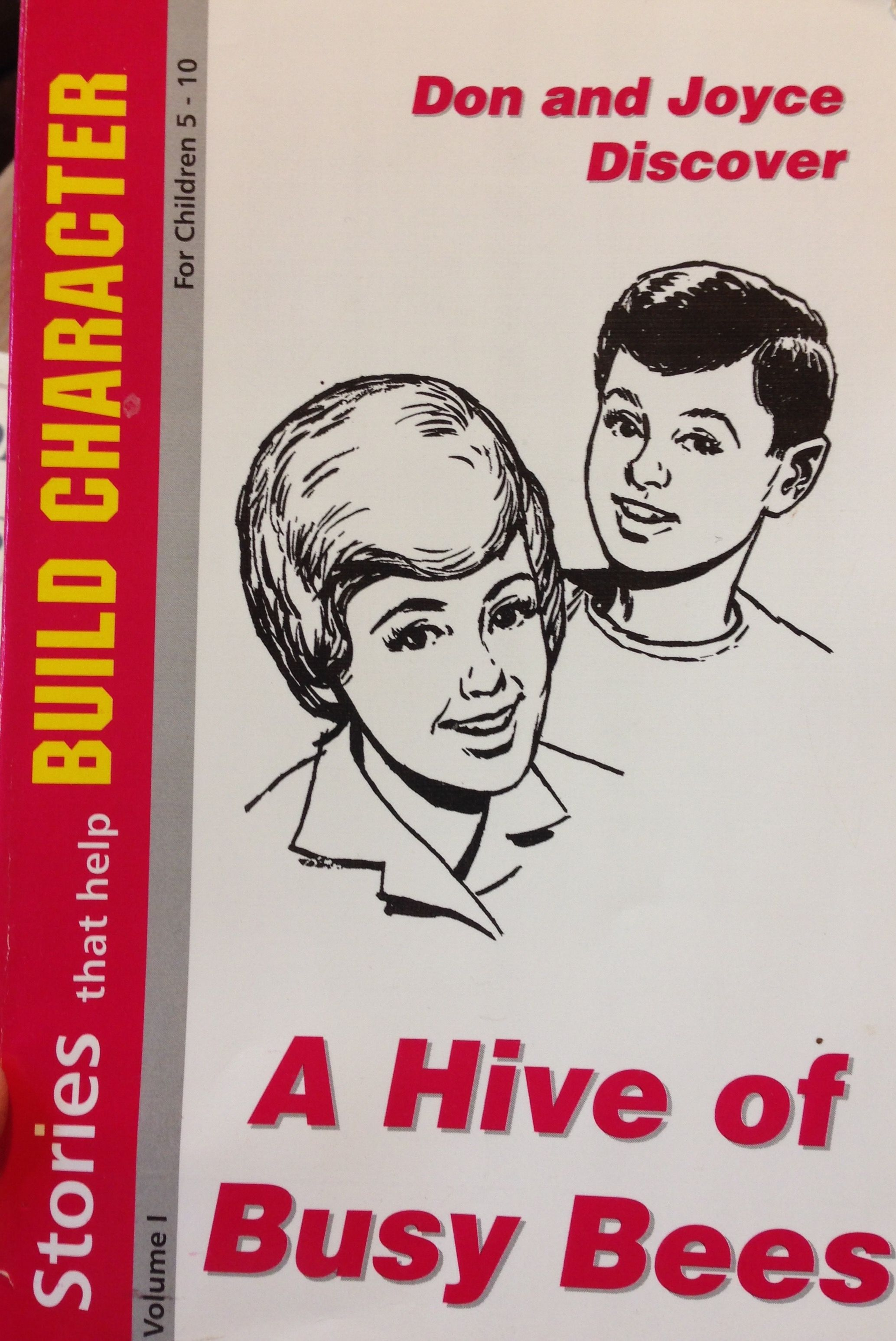 Don And Joyce Discover A Hive Of Busy Bees Vol 1