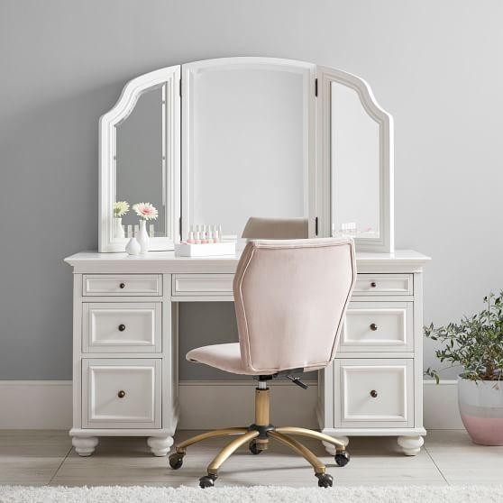 Chelsea Vanity Desk Set in 2020 Vanity desk, Furniture
