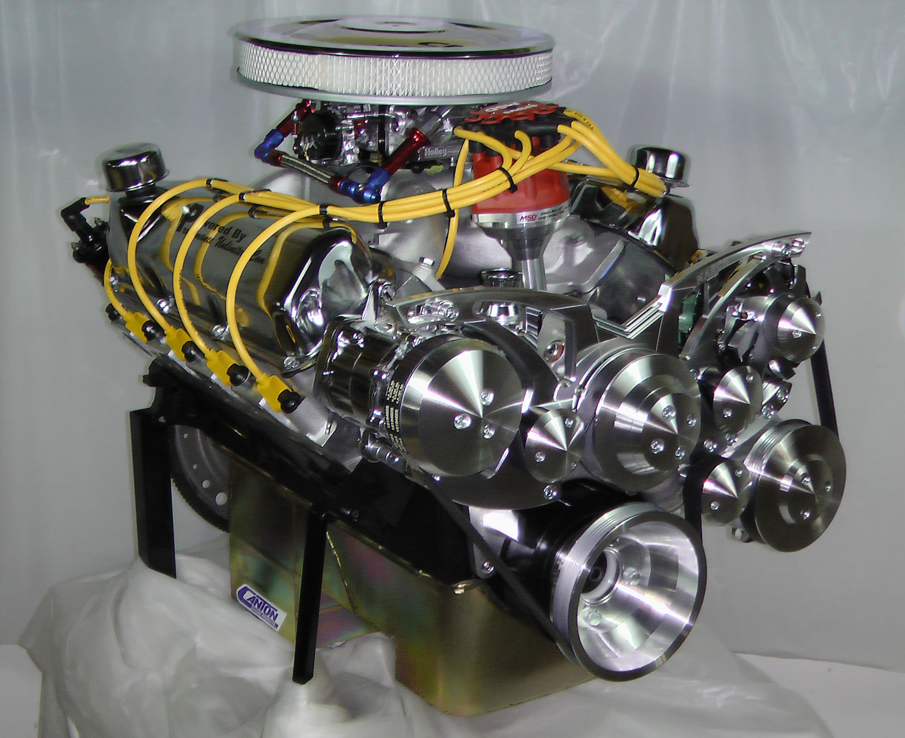 Ford crate engines by proformance unlimited