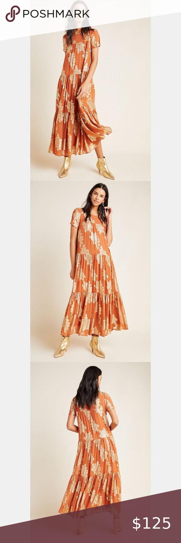 Jocasta Tiered Maxi Dress Nwt Tiered Maxi Dress Plaid Maxi Dresses Red Dress Maxi [ 1740 x 580 Pixel ]