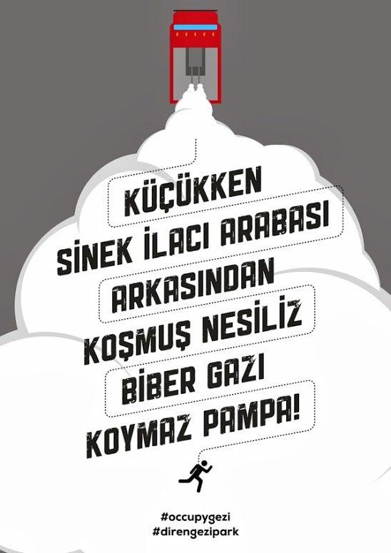 #turkey #occupytaksim #direngeziparkı #occupygezi #occupyturkey