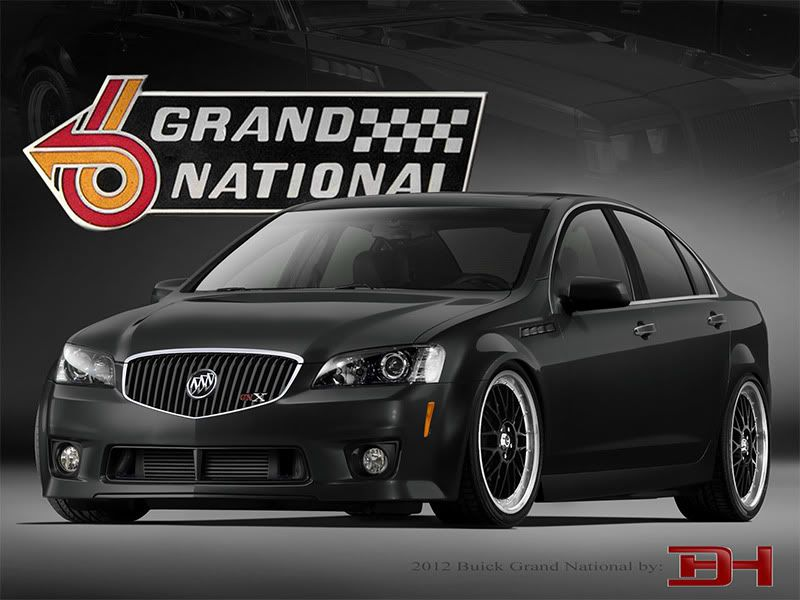 Return Of The Buick Grand National And GNX