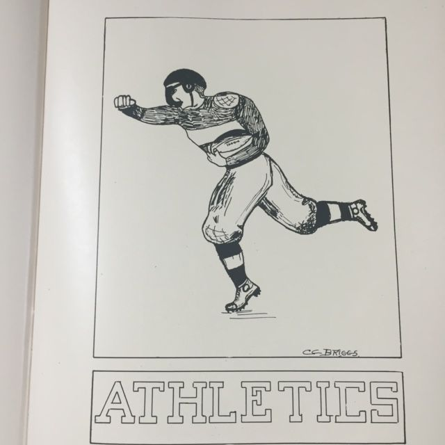 Athletics-The TEL-BUCH Yearbook 1913