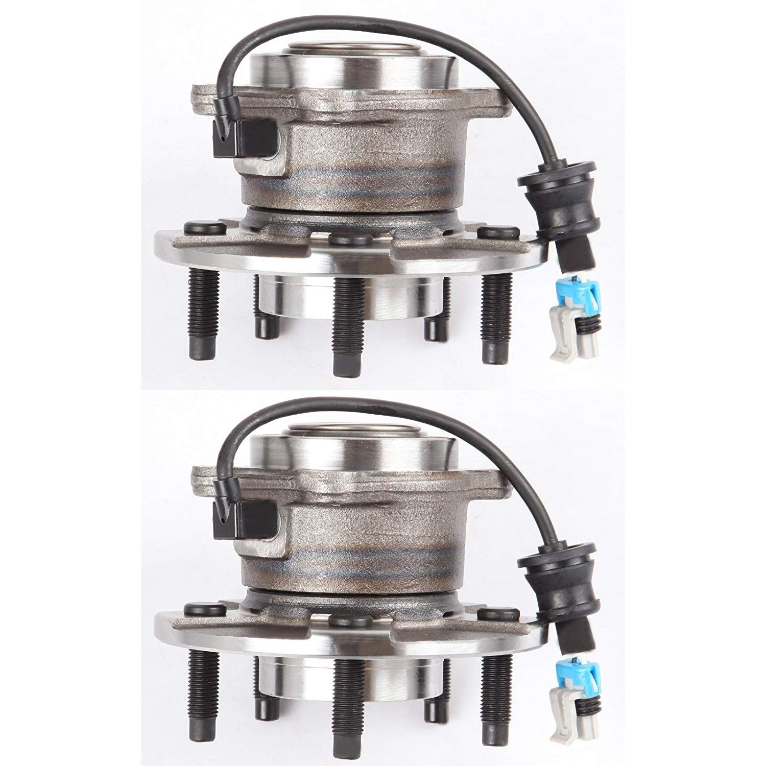 Scitoo Both 2 512229 New Rear Wheel Hub Bearing Fit 05 06 Chevy Saturn 5 Lugs W Abs To View Further For This Item Visit The Car Accessories Saturn Chevy