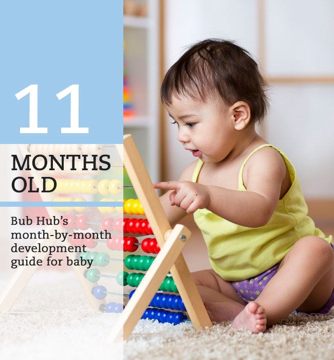 11-Month-Old Baby