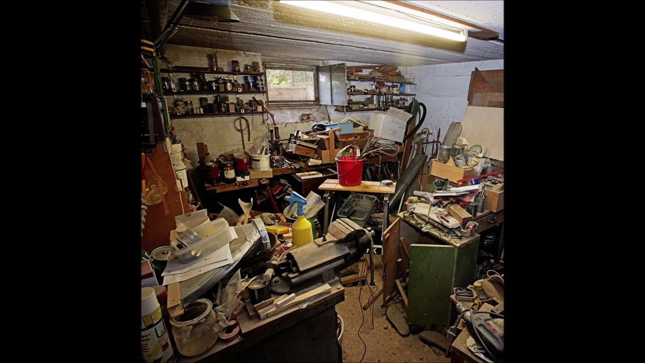 Basement cleanout basement junk removal basement cellar
