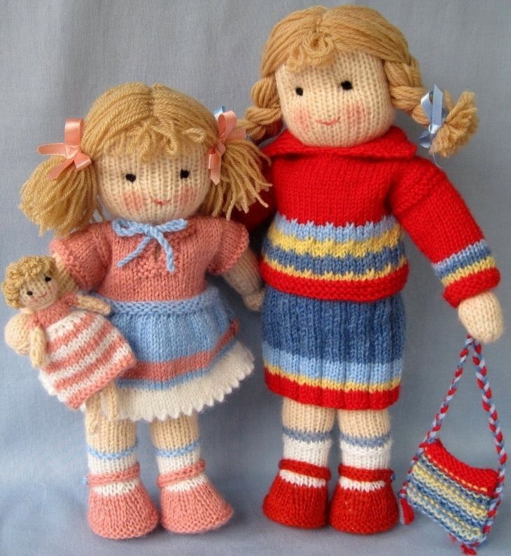 knit... | Knitting Patterns for Mum | Pinterest | Patterns, Toy and ...