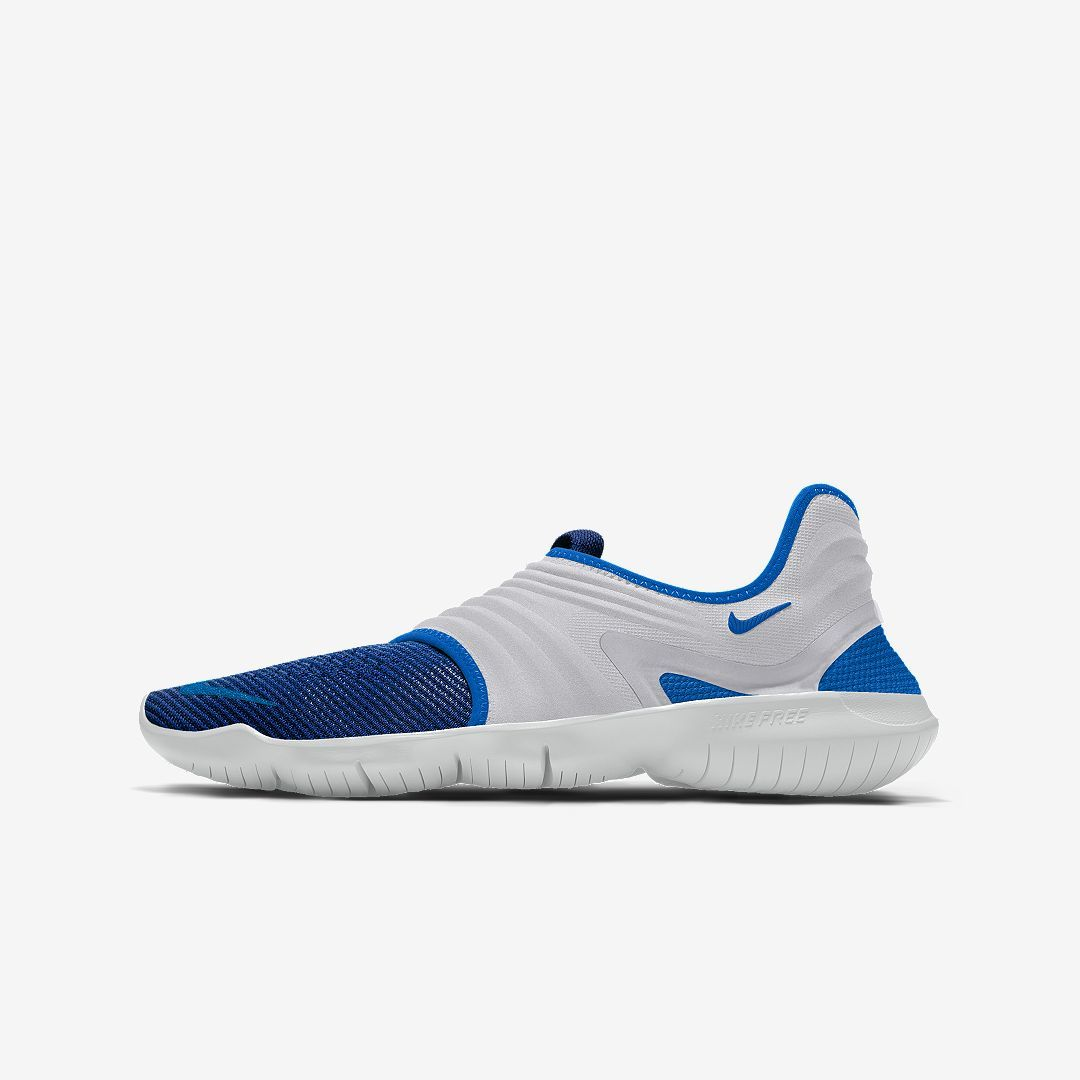 new arrivals 6dc8f 359d1 Nike Free RN Flyknit 3.0 By You Custom Men s Running Shoe Size 11.5  (Multi-Color)