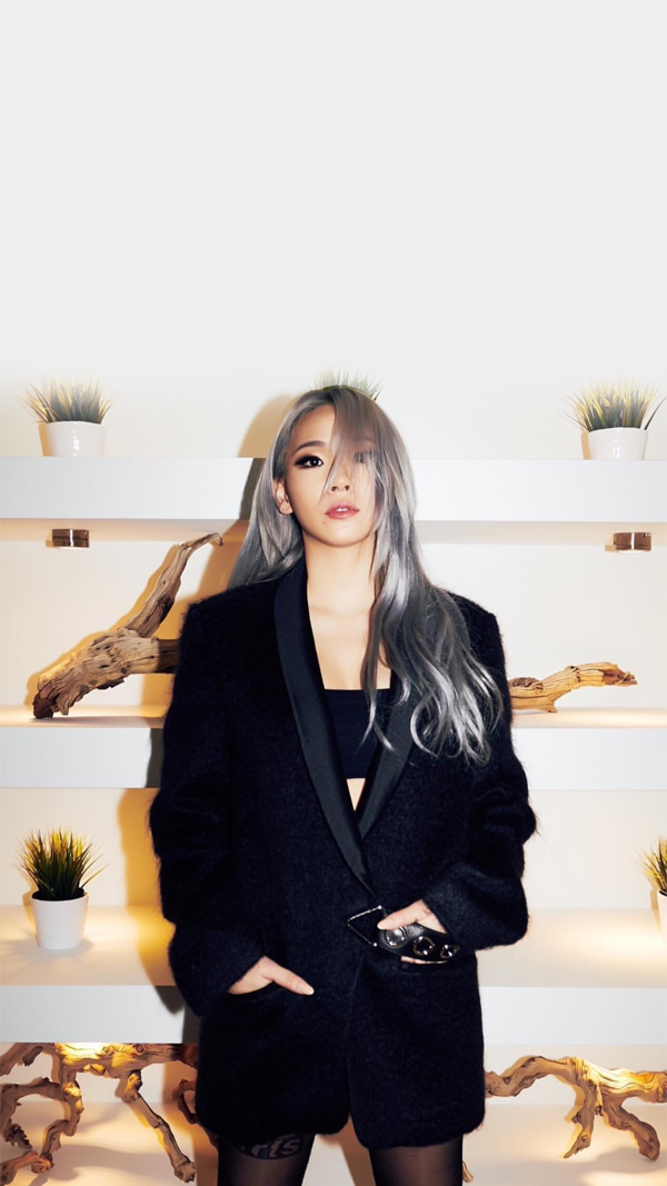 2ne1 S Leader Lee Chaerin Aka Cl With Her Hit Song Lifted Here S