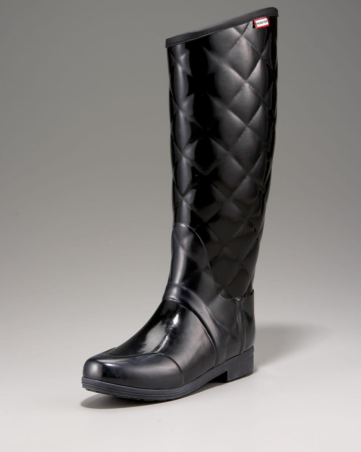 fcca6f9c5787 quilted rain boots