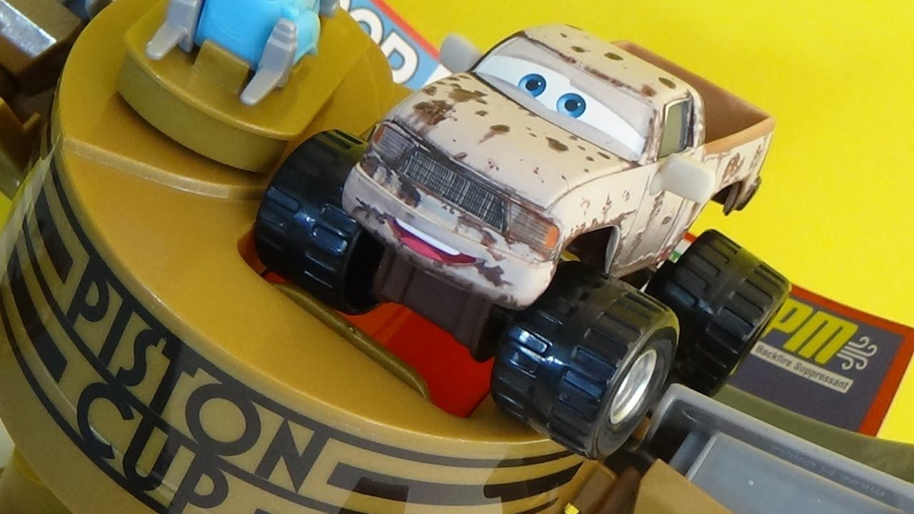 Disney/Pixar Cars  Review by Funtoycollection