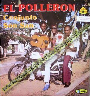 RITMO SABOR Y SENTIMIENTO: CONJUNTO SON SAN - El polleron ( 1985 )