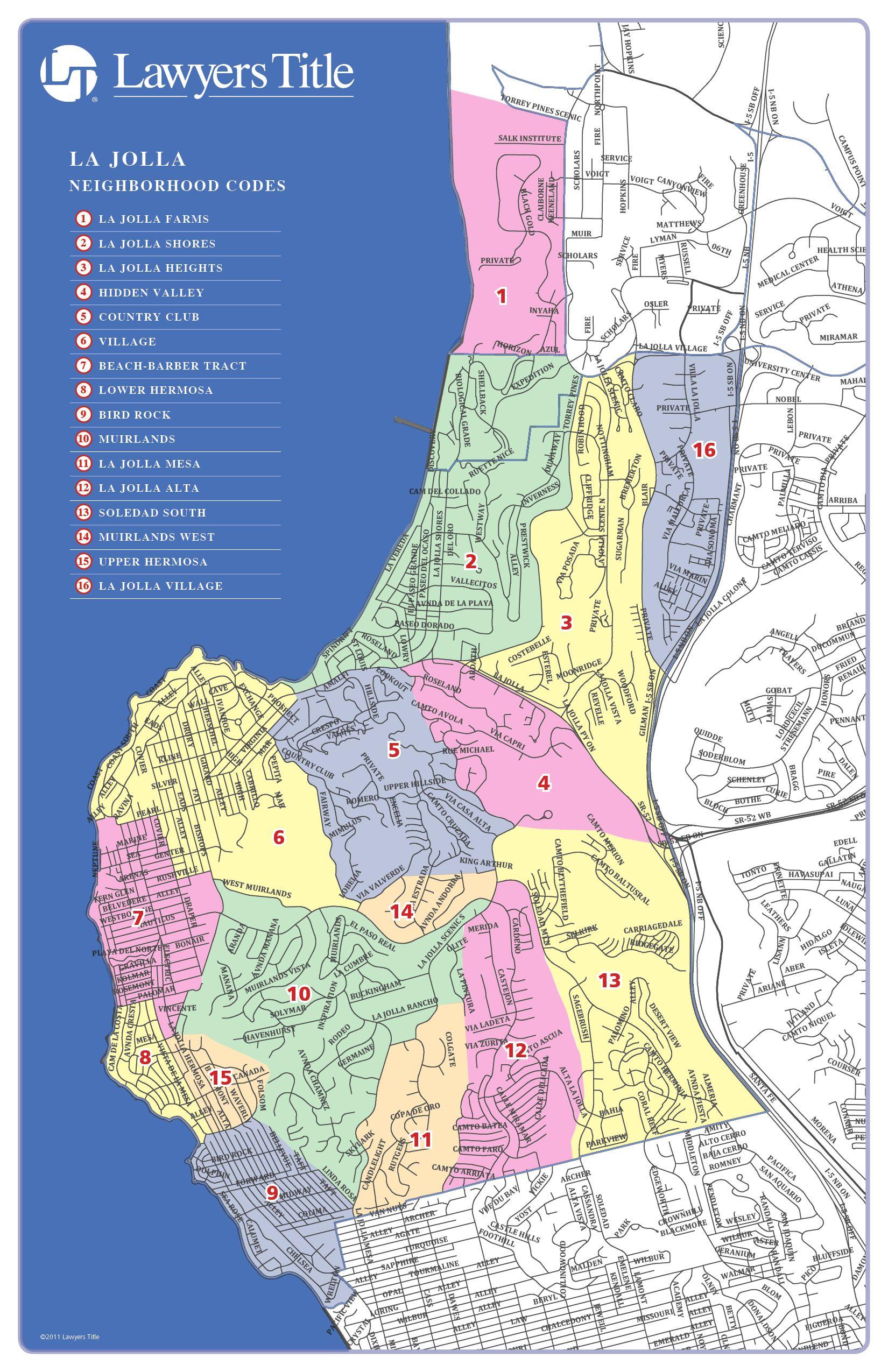 map of la jolla california neighborhoods and la jolla weekend open