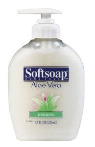 Moisturizing Hand Soap w/Aloe, Unscented Liquid, 7.5oz Pump, 12/carton by Colgate. $4.99. Made in the USA. Gentle Cleansing. Calming scent. Premium, rich-lathering liquid soap with mild, yet effective skin cleaners. Conditioners and moisturizing agents smooth and protect skin by maintaining its natural pH balance. Stock up and save! Soap Type: Liquid; Global Product Type: Personal Soaps-Liquid; Application: Hand; Scent: Unscented.. Save 88%!
