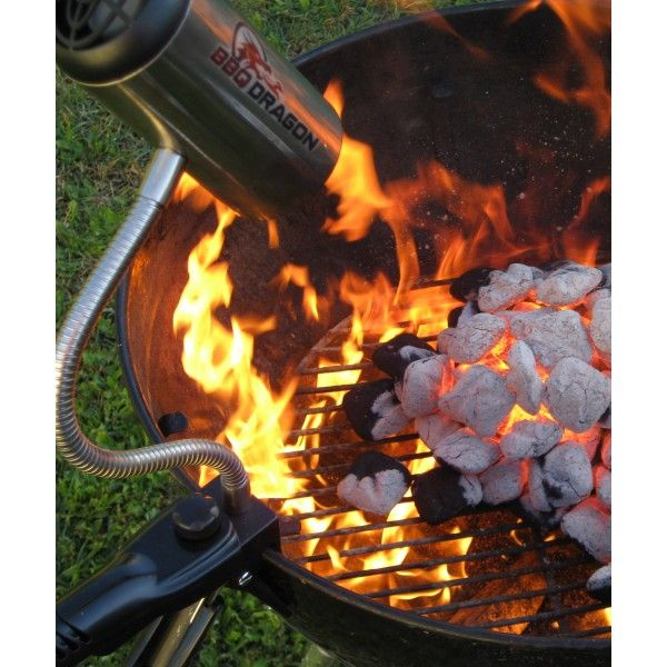 BBQ Dragon Charcoal and Fire Supercharger