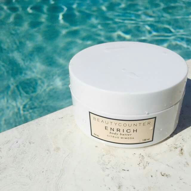 Dry summer skin? Enrich Body Butter to the rescue.
