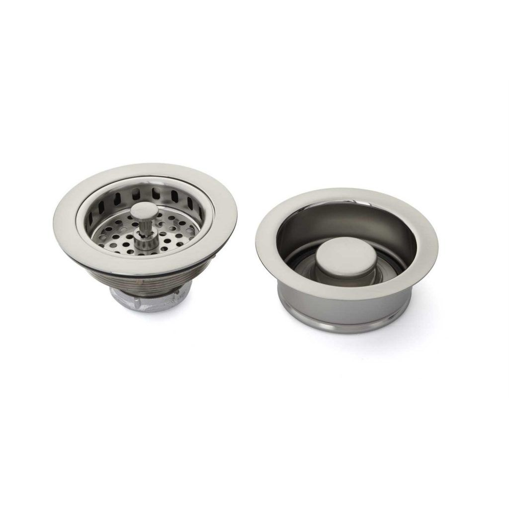 Kitchen Sink Drain Set Basket Strainer