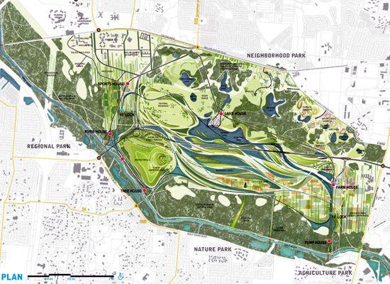 Landscape Park Master Plan