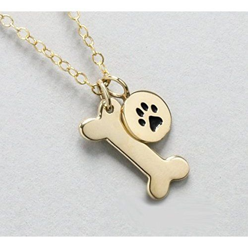 Personalized pet memorial charm custom dog or cat remembrance amazon personalized pet memorial charm custom angel dog cat remembrance name date for necklace or bracelet sympathy gift 14k gold or aloadofball Choice Image