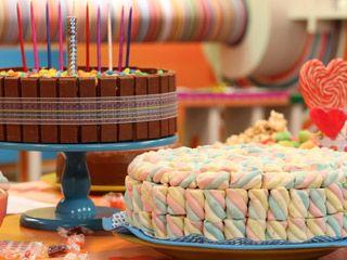 pasteles decorados torta de cumpleaos