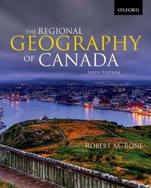 Identifying and exploring Canada''s six regions - Atlantic Canada, Quebec, Ontario, Western Canada, British Columbia, and the Territorial North - author Robert Bone guides students through the basic physical, historical, cultural, social, and economic features of each region, nurturing an appreciation of this country''s amazing diversity.
