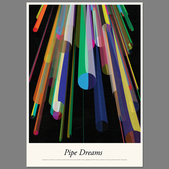 Pipe Dreams by Simon C. Page