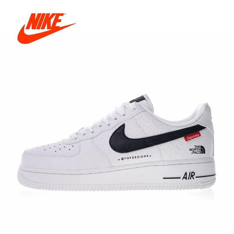 Nike Air Force 1 X Supreme X The North Face Men s Shoes in 2018 ... e8216ed6ca58