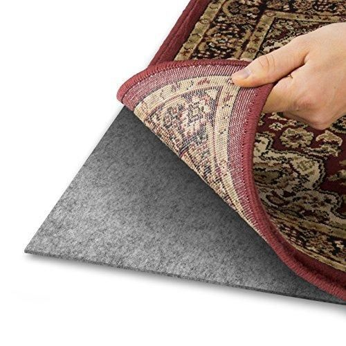 Area Rug Pad With Grip Tight Technology 8x10 Non Slip