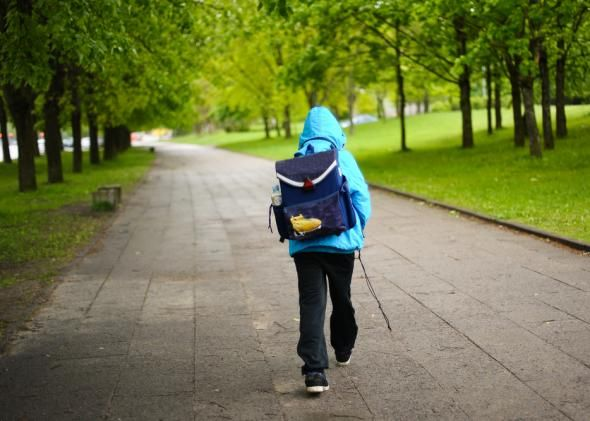 Is it wrong to let your child walk home alone from the park? Does the State get to decide this?