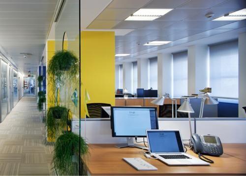 Office Tour Google Offices Milan