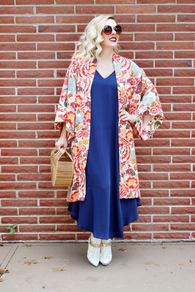 6e2af25ec Mod Circus Wear it Two Ways: White Floral Duster | Jodi's Wardrobe ...