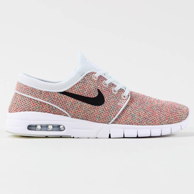 Nike Stefan Janoski Max Mesh Shoes Volt  86693374b