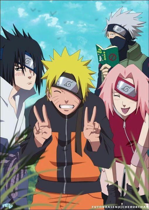 Fotos Para Tela Do Seu Celular/ABERTO - Naruto #narutowallpaper