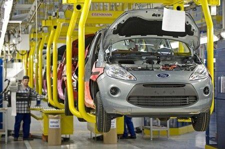 Ford Motor Co Dagenham Brentwood Ford Foundation Ford Motor