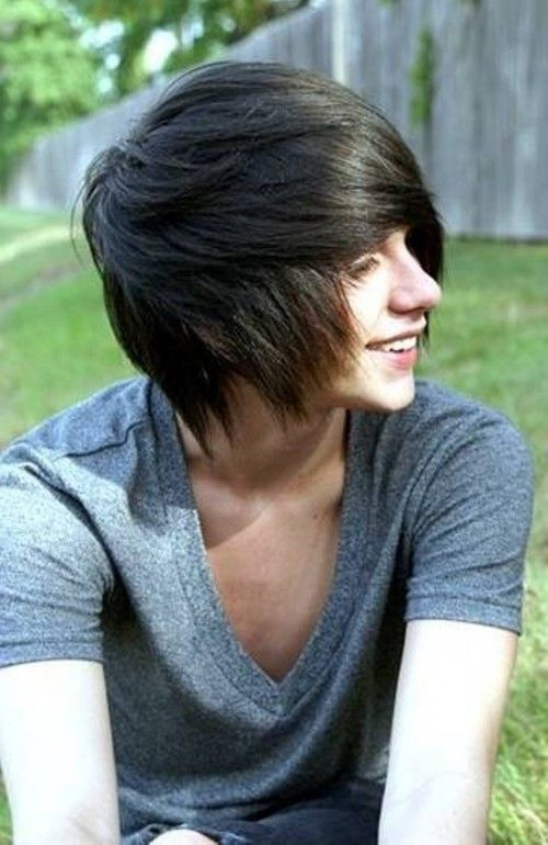 Fine 1000 Images About Hairstyle On Pinterest Scene Guys Funky Hair Short Hairstyles Gunalazisus