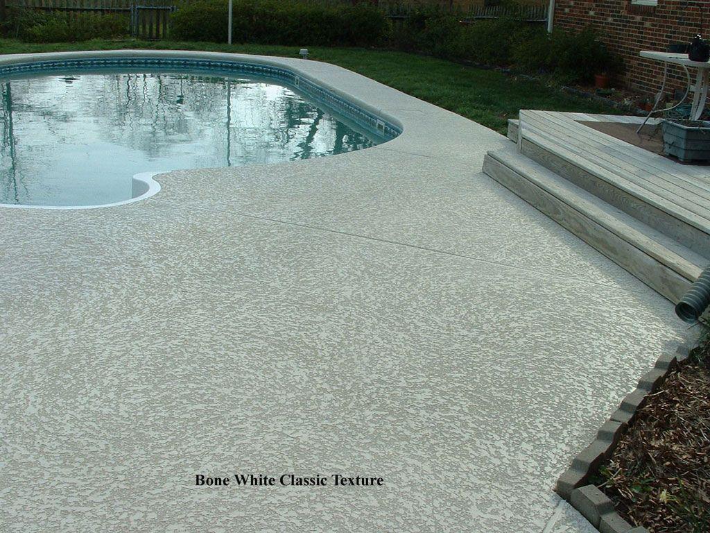 Concrete Pool Deck Sundek Of Tidewater Pool Deck Concrete