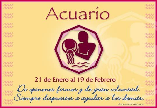 Acuario With Images My Zodiac Sign Horoscope