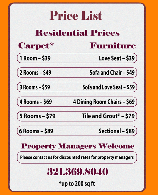 house cleaning cost  house cleaning price list  Gse
