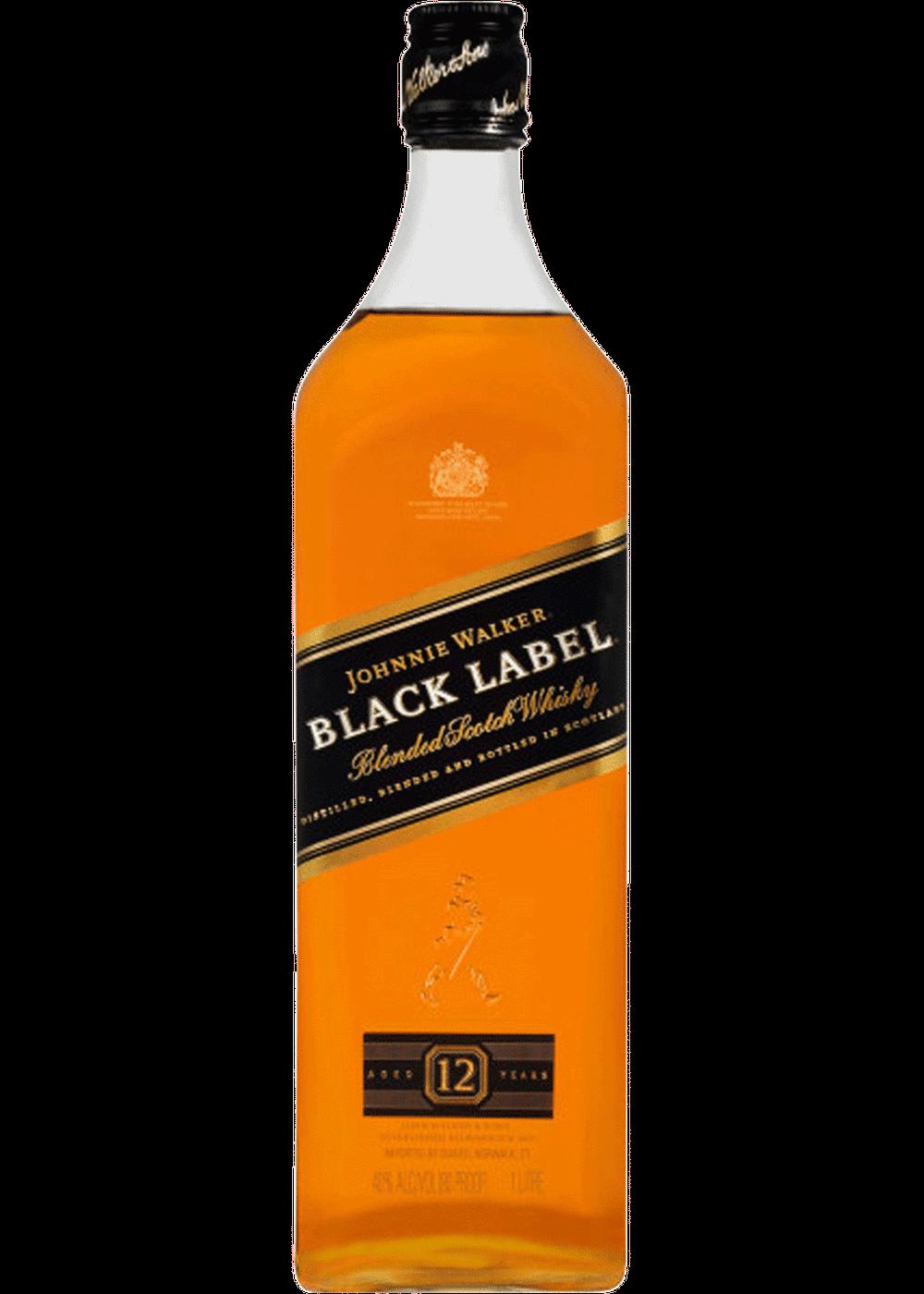 Johnnie Walker Black Label Johnnie Walker Black Label Johnnie Walker Black Johnnie Walker