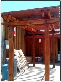 Full lumber yard for all your #building and #DIY needs