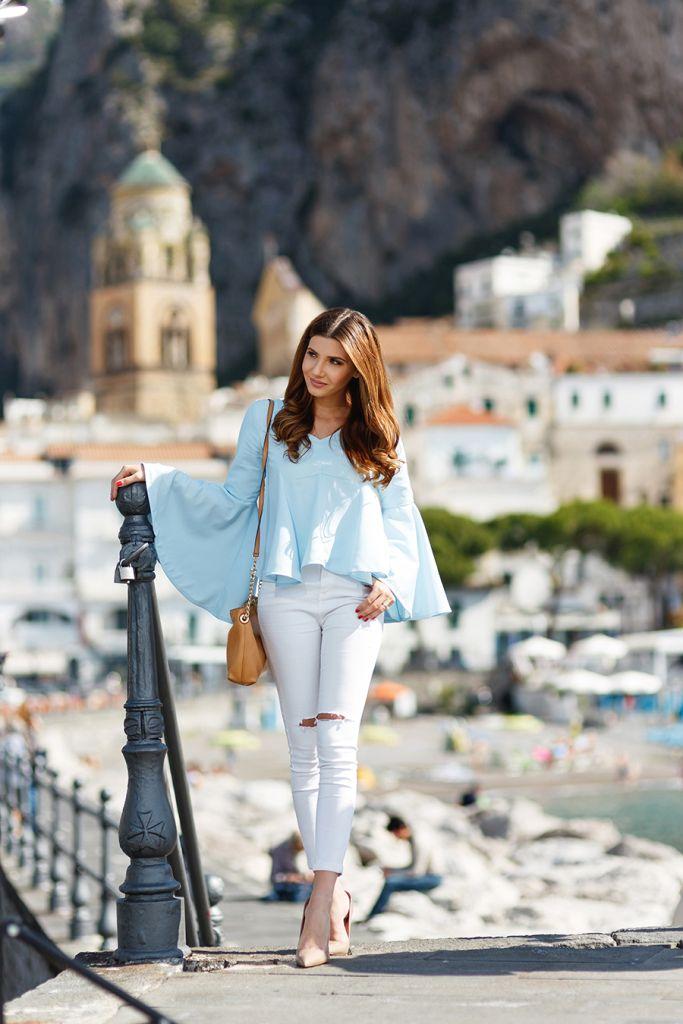 Amalfi – The Mysterious Girl