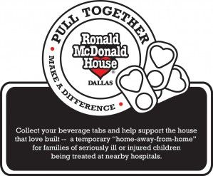 Image result for pull your pop ronald mcdonald house